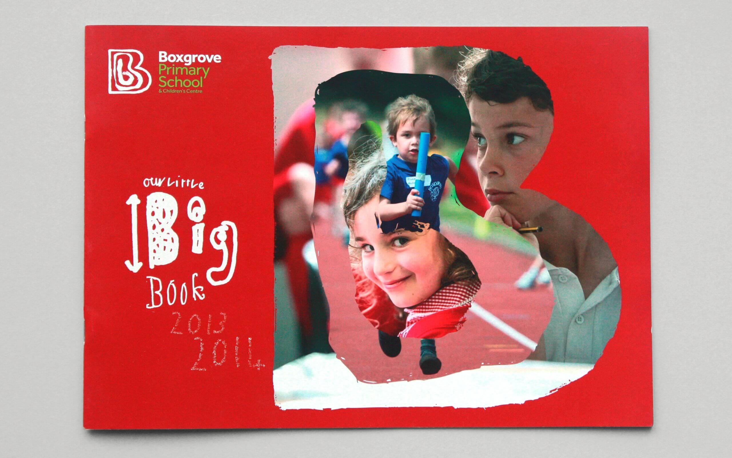 Boxgrove Primary School Guildford brochure