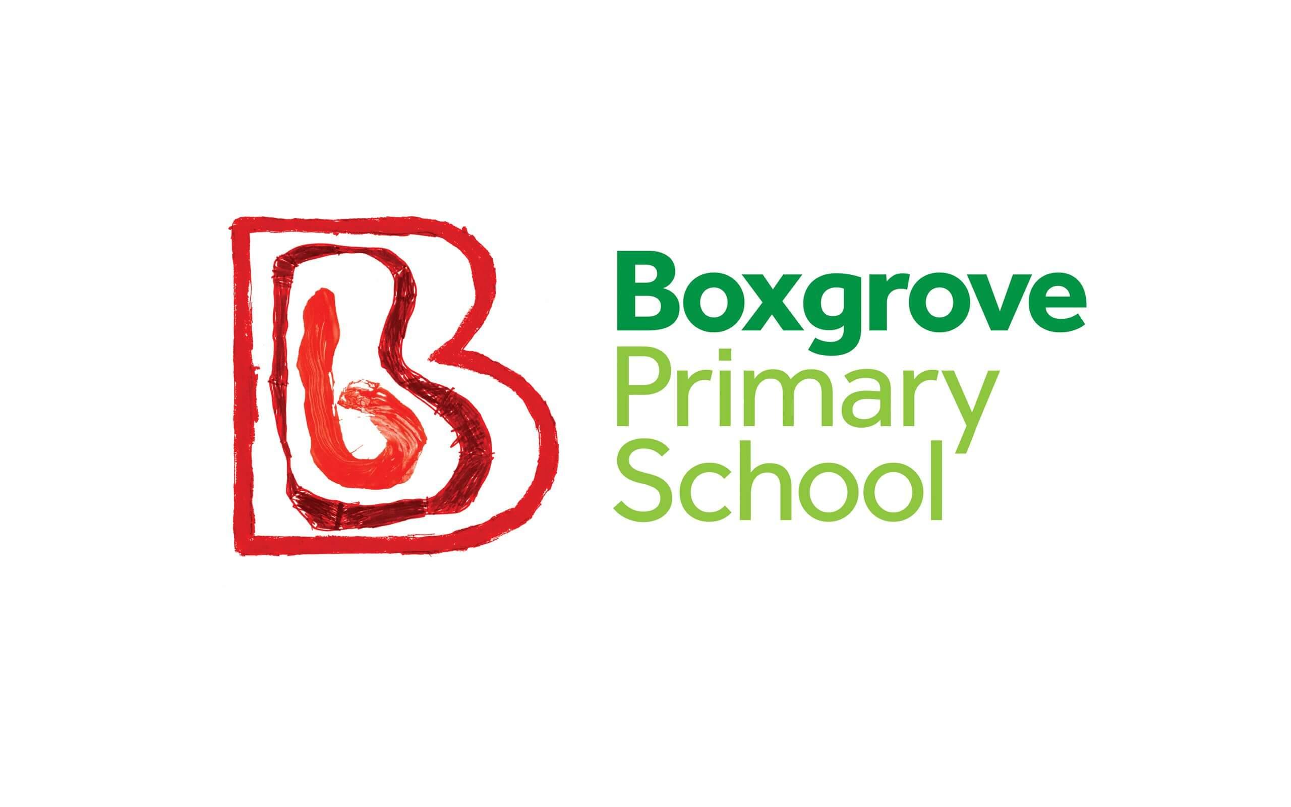 Boxgrove Primary School Guildford logo