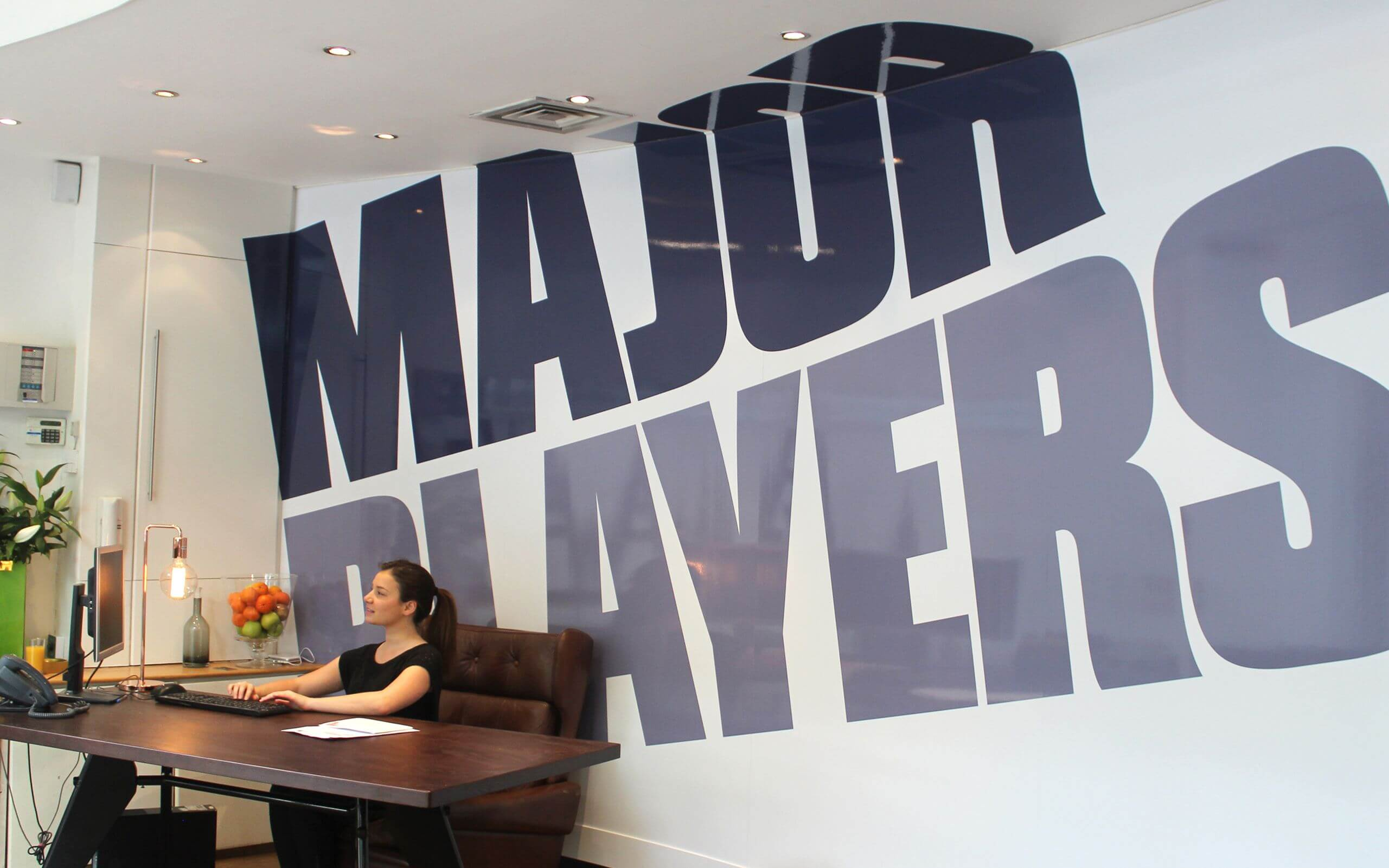 Major Players reception