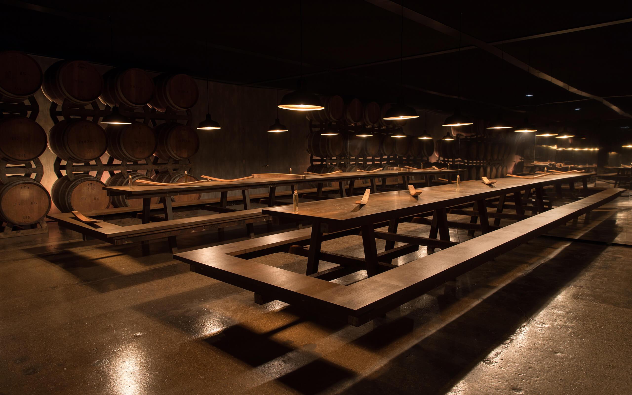 Cellar cognac experience