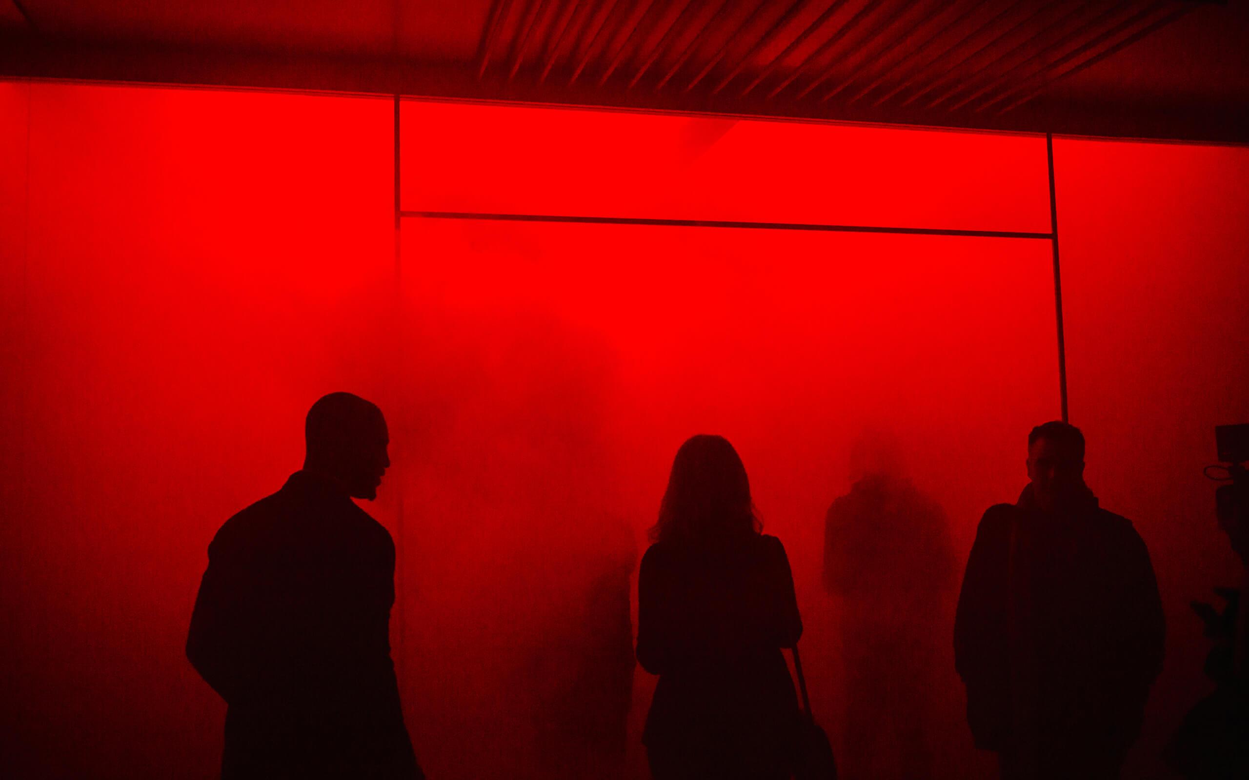 Immersive Smoke experience