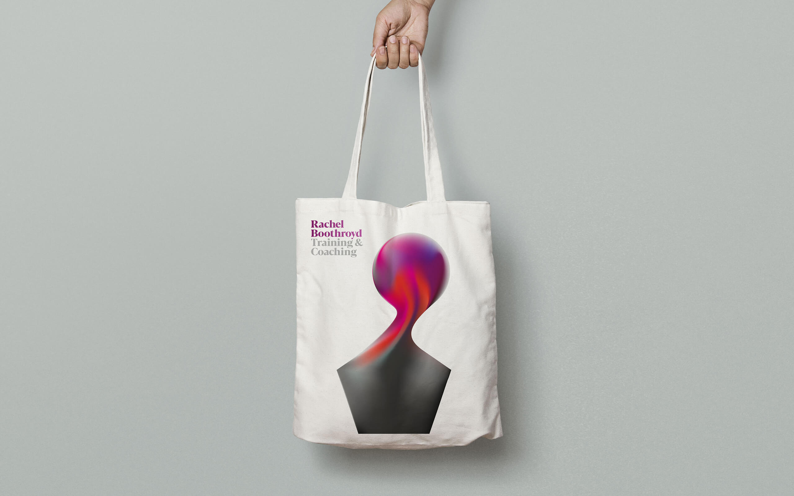 Rachel Boothroyd Training and Coaching tote bag