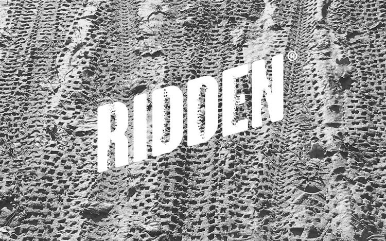 Ridden brand key creative visual